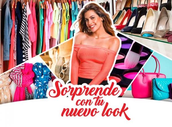 ¡Cambia tu look con Mall del Sur!  - Plaza Norte