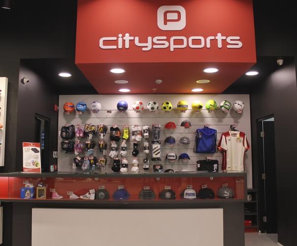 City Sports - Mall del Sur