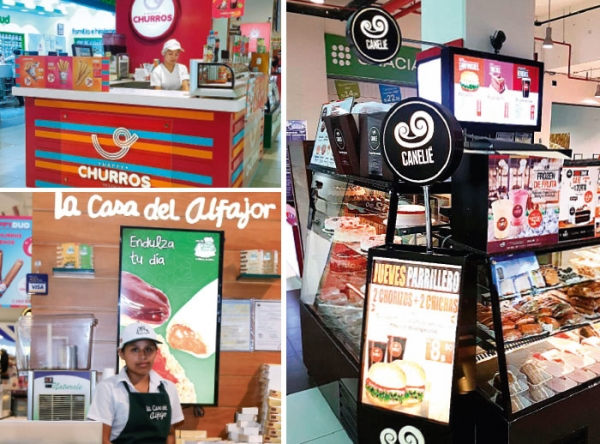 Nuevas Tiendas  - Plaza Norte