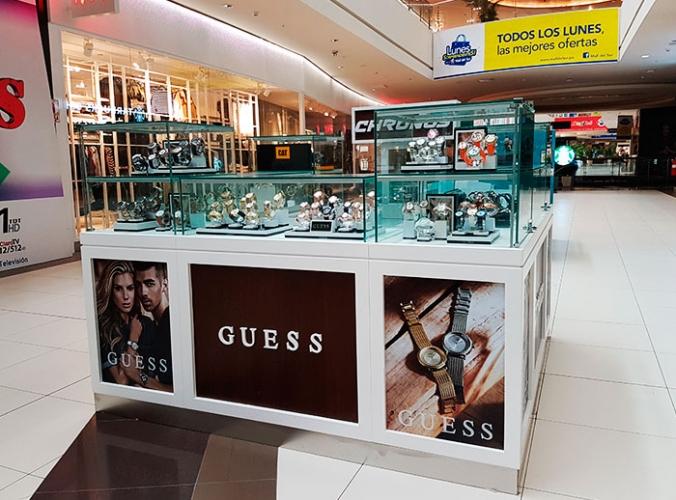 Chronos - Mall del Sur