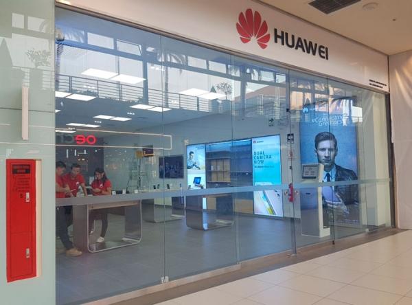 Huawei - Plaza Norte