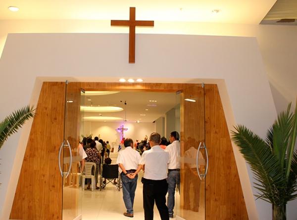 Capilla Virgen de Fátima - Plaza Norte