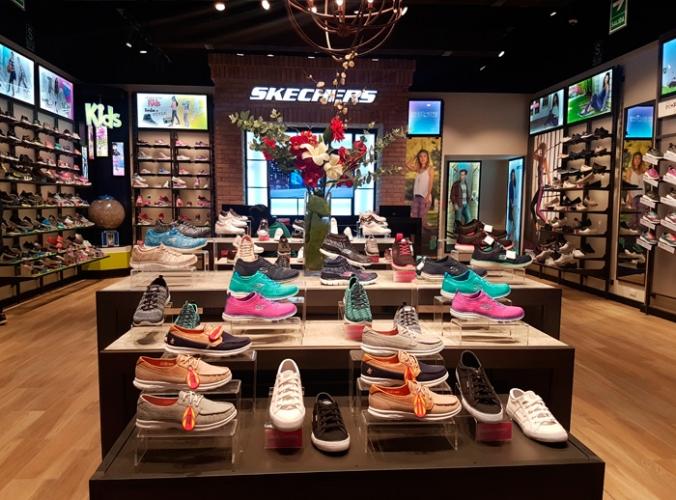 SKECHERS - Mall del Sur