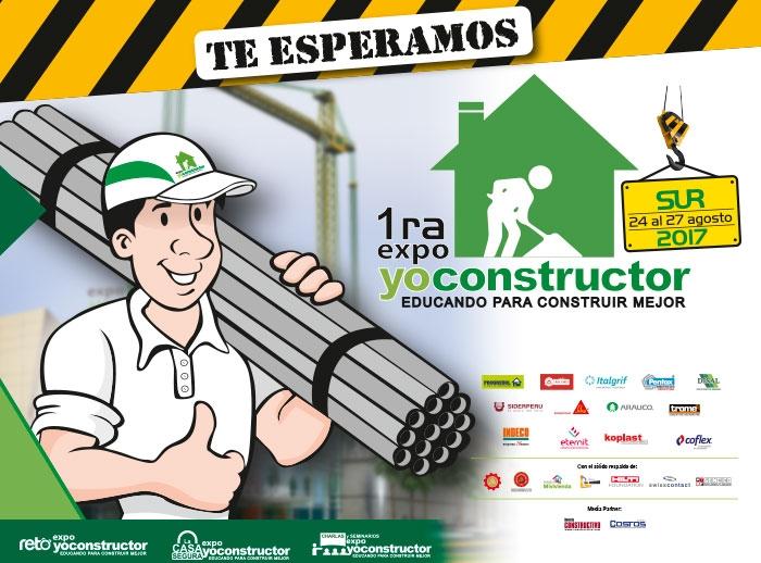 """La Feria """"Yo Constructor"""" ahora en Mall del Sur - Mall del Sur"""