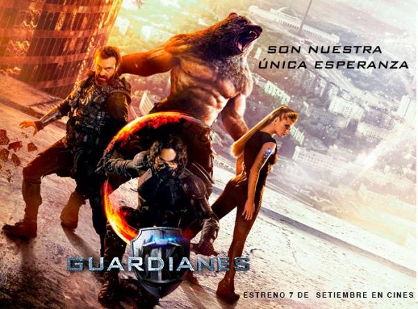 Guardianes - Plaza Norte