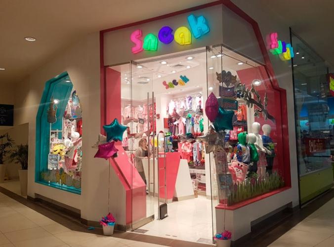 Sneak - Mall del Sur