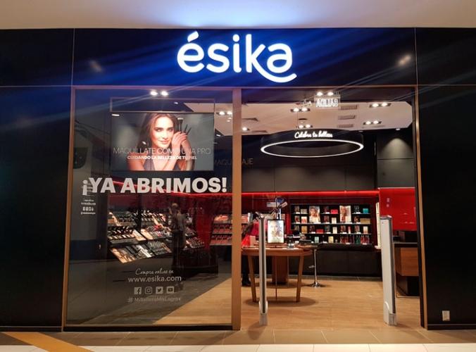 ÉSIKA - Mall del Sur
