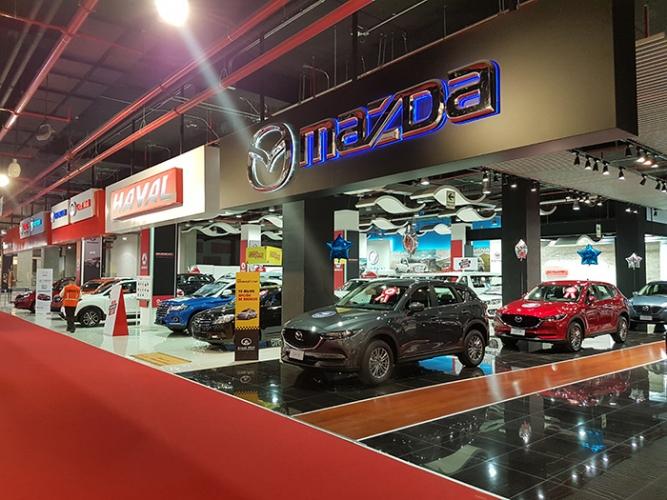 Expomotor - Mall del Sur