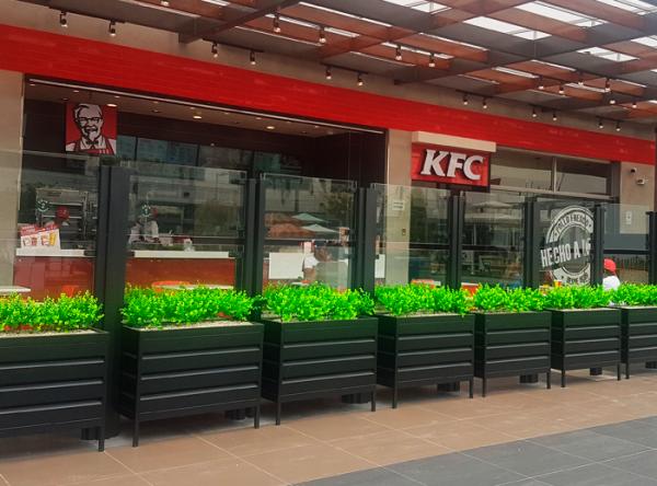 Kfc Restaurant - Mall del Sur