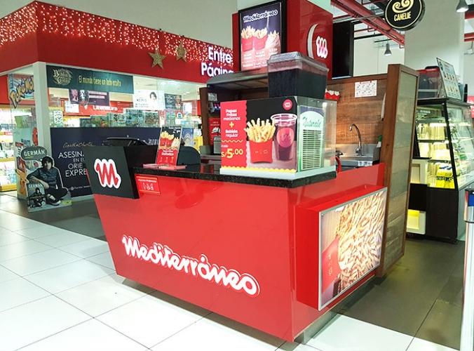 MEDITERRÁNEO (módulo)  - Mall del Sur
