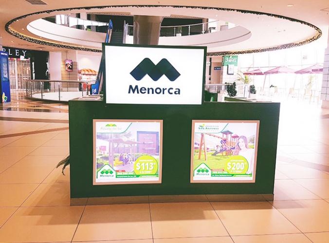 MENORCA - Mall del Sur