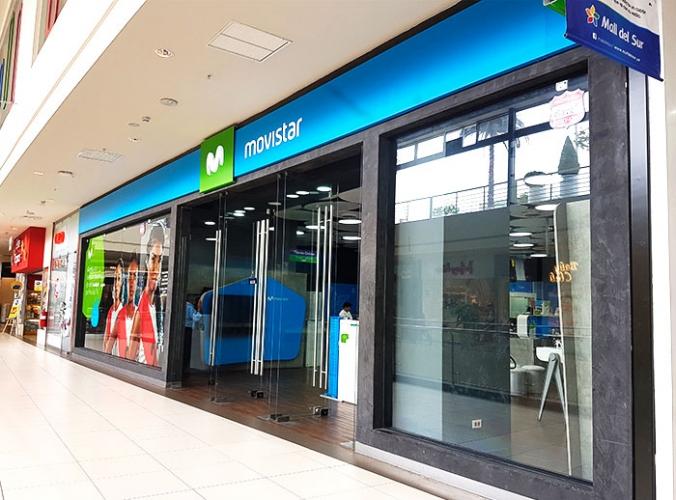 MOVISTAR CAC - Mall del Sur