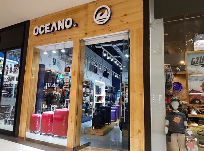 Oceano - Mall del Sur
