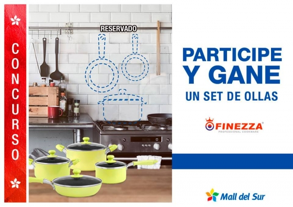 Concurso Finezza - Plaza Norte