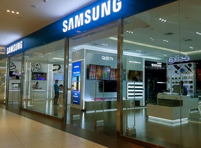 SAMSUNG - Mall del Sur