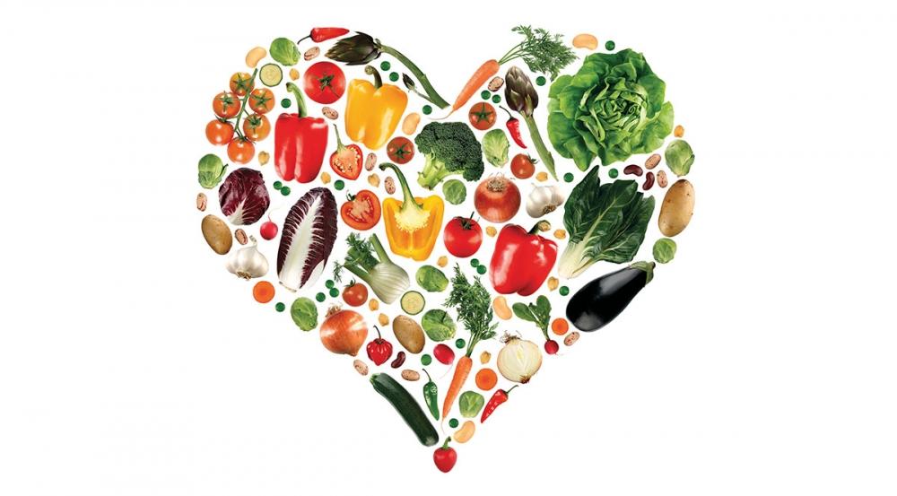 Frutas y verduras que brindan energía - Mall del Sur