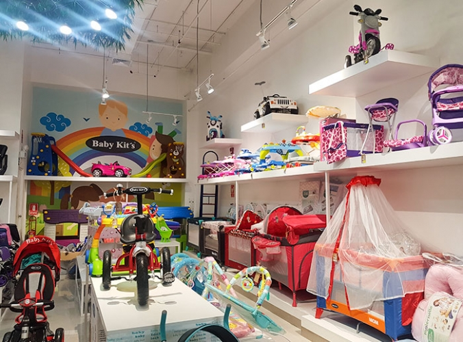 BABY LOCK - Mall del Sur