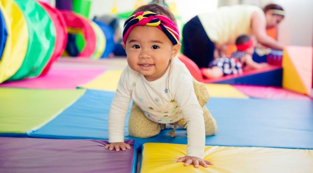 ¿Cómo es la estimulación temprana en mi bebé? - Mall del Sur