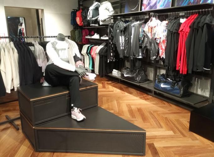 Nike - Mall del Sur