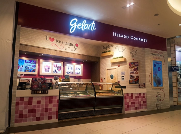 GELARTI  - Mall del Sur