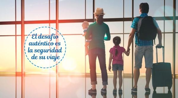 Consejos para viajar con niños en Semana Santa - Mall del Sur