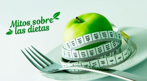 Cinco mentiras que nos hicieron creer sobre las dietas - Mall del Sur
