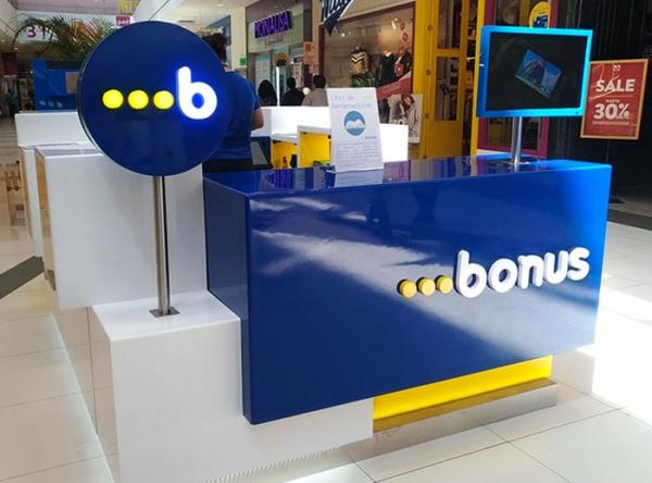 BONUS  - Mall del Sur