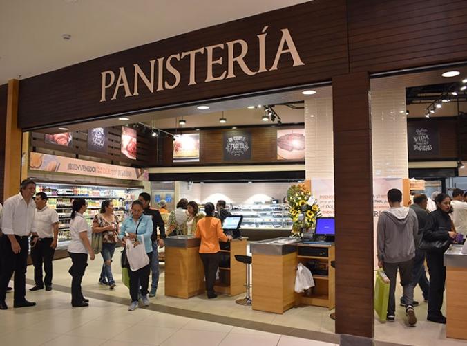 PANISTERIA - Mall del Sur