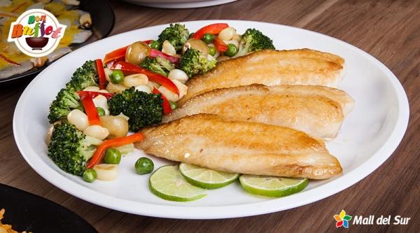 Beneficios del pescado - Mall del Sur