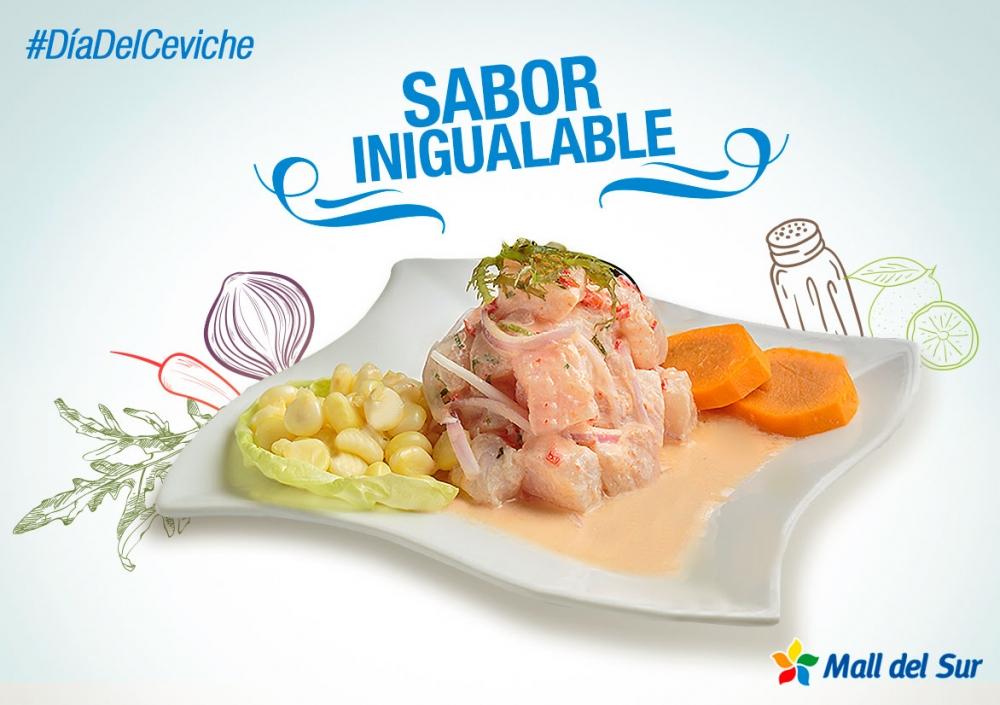Beneficios del Ceviche - Mall del Sur