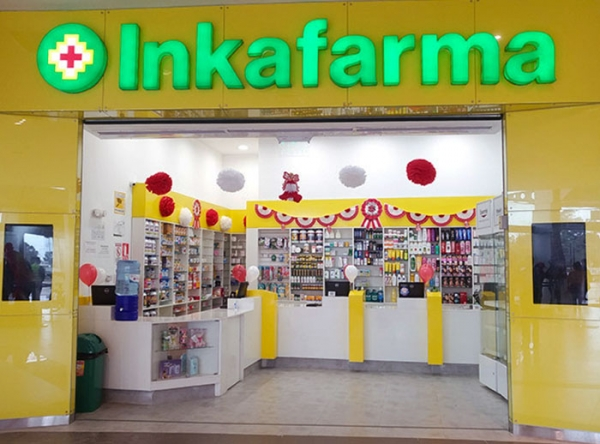 INKAFARMA - Mall del Sur