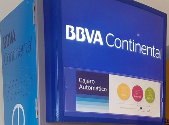 Cajero BBVA - Mall del Sur