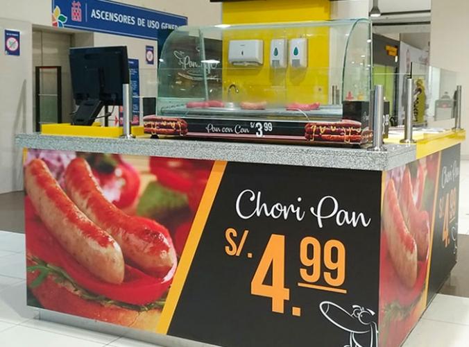 Pan con Can - Mall del Sur
