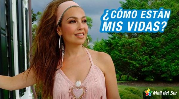 4 síntomas de que te estás convirtiendo en una #ThalíaLovers - Mall del Sur