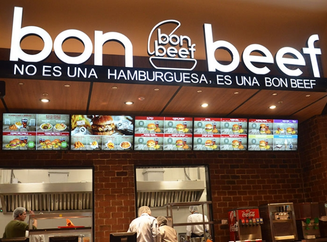 Bon Beef  - Mall del Sur
