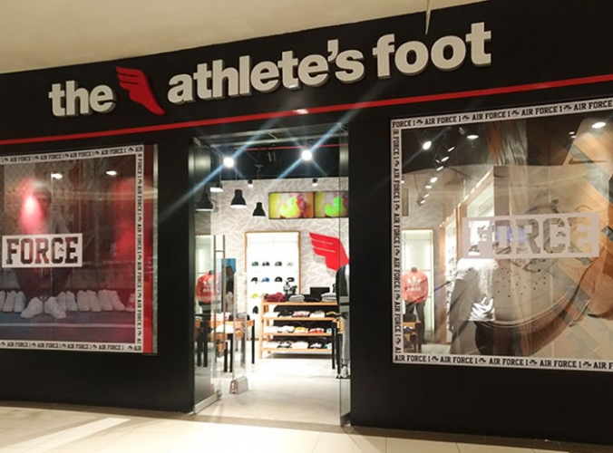 THE ATHLETES FOOT - Mall del Sur