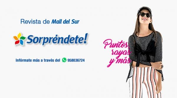REVISTA SORPRÉNDETE OCTUBRE  - Mall del Sur