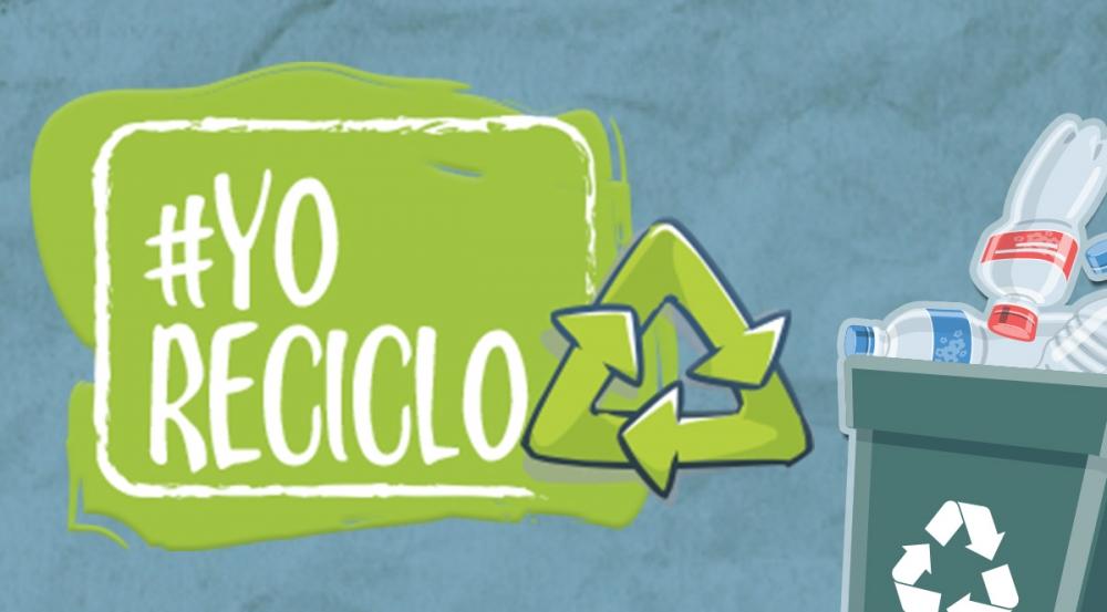Yo Reciclo  - Mall del Sur