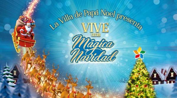 VILLA DE PAPÁ NOEL EN MALL DEL SUR  - Plaza Norte