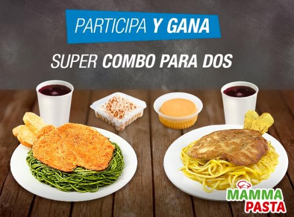 CONCURSO MAMMA PASTA - Plaza Norte