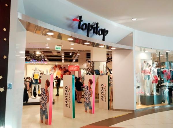 TOPITOP - Plaza Norte