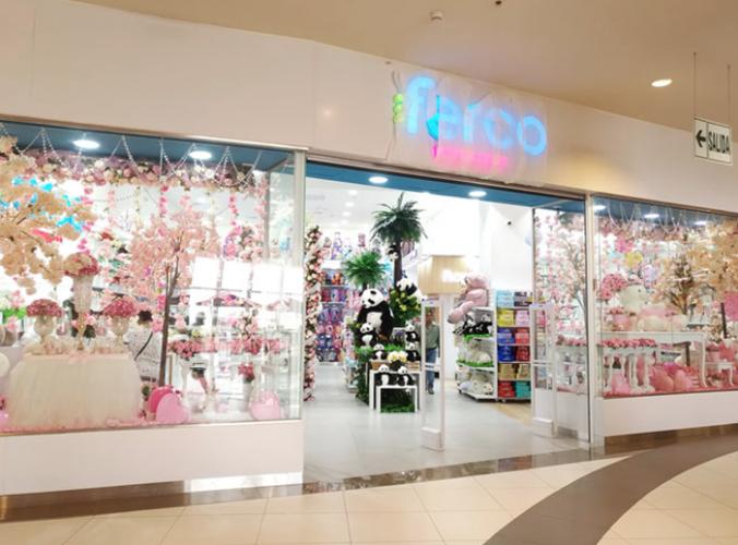 FERCO - Mall del Sur