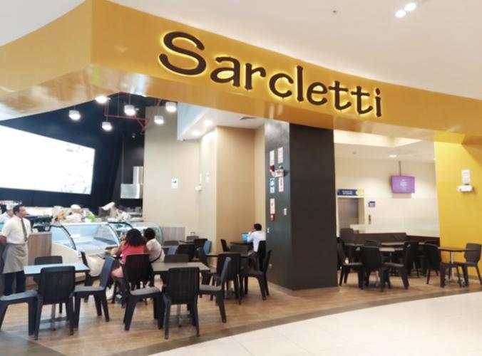 SARCLETTI - Mall del Sur