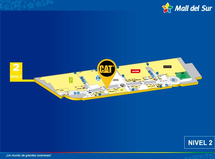 CAT - Mapa de Ubicación - Mall del Sur