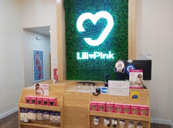 LILI PINK   - Mall del Sur