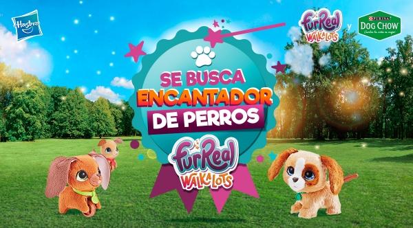 EL ENCANTADOR DE MASCOTAS FURREAL HASBRO WALKALOTS - Mall del Sur
