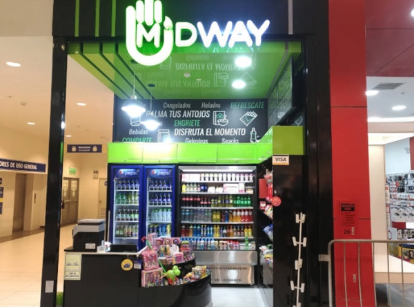 MIDWAY - Plaza Norte
