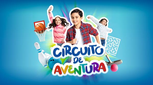 CIRCUITO DE AVENTURA - Mall del Sur