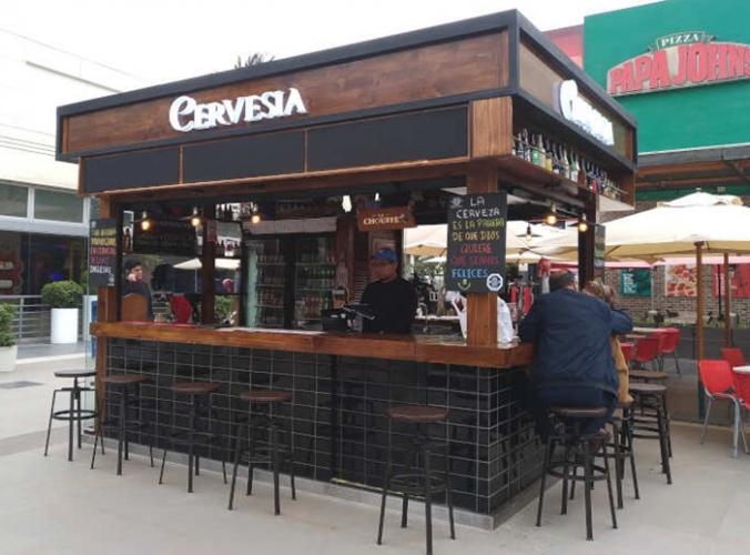 CERVESIA - Mall del Sur
