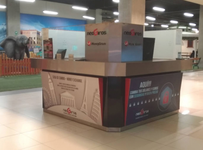 MONEYGRAM - Mall del Sur